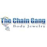 Body Jewelry by The Chain Gang Logo